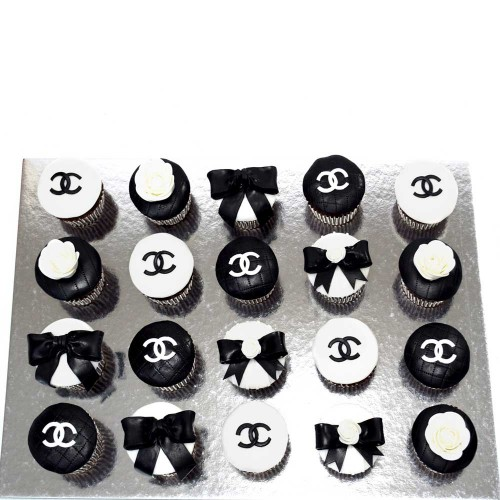 chanel cupcakes 5 13