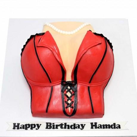 female body cake 6