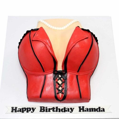 female body cake 7
