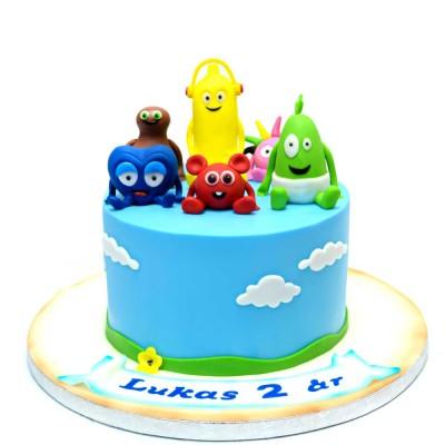 Babblarna Cake