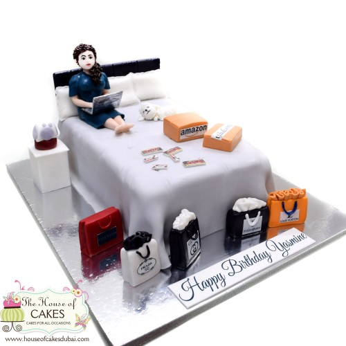 born to shop cake 3 7