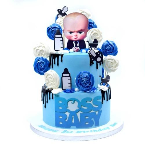 boss baby cake 7 7