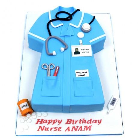 cake for nurse 6