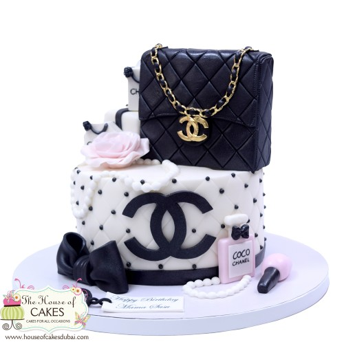 chanel cake 12 7
