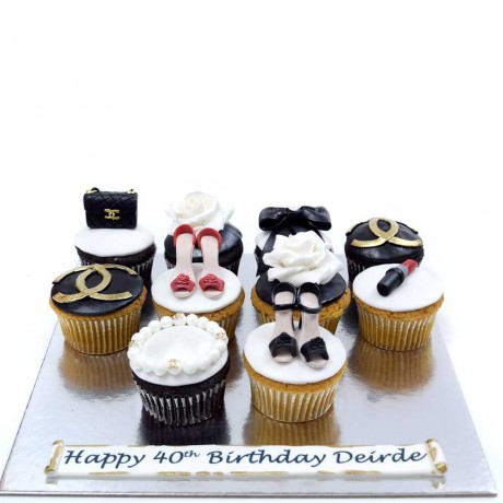 chanel cupcakes 3 6