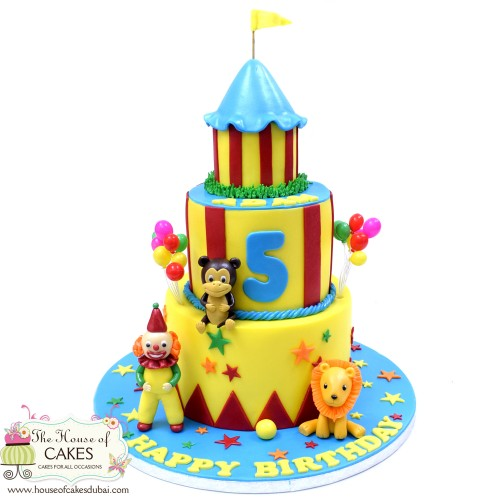 cake circus 7