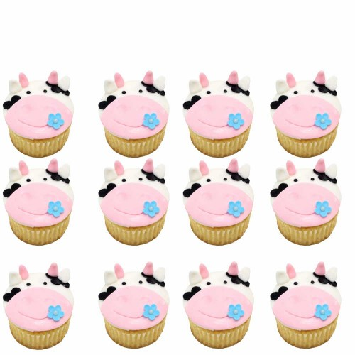 cow cupcakes 1 7