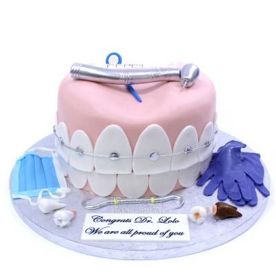 Dentist Cake 7