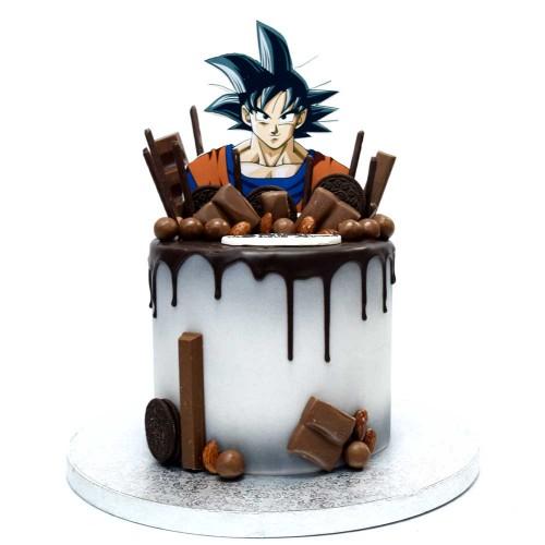 dragon ball goku cake 3 7