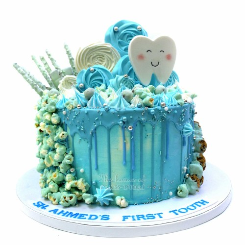first tooth cake 2 13