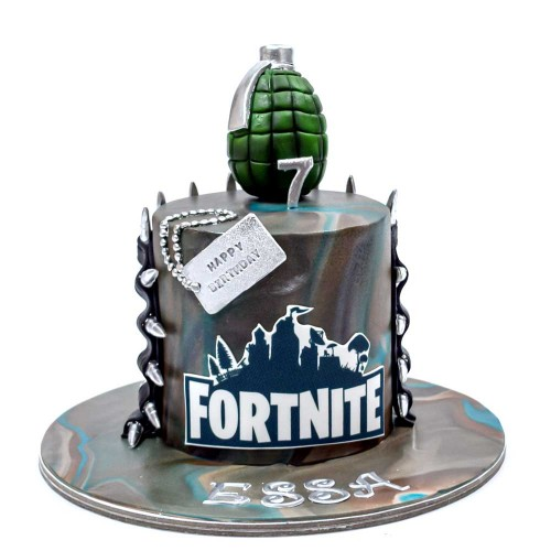 fortnite cake 7 13