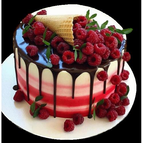 fresh fruits cake 2 7