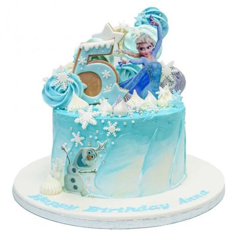 frozen cake 9 12
