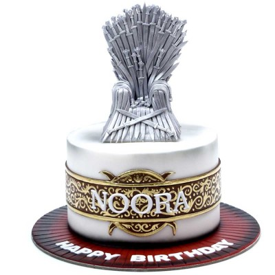 Game of thrones cake 8