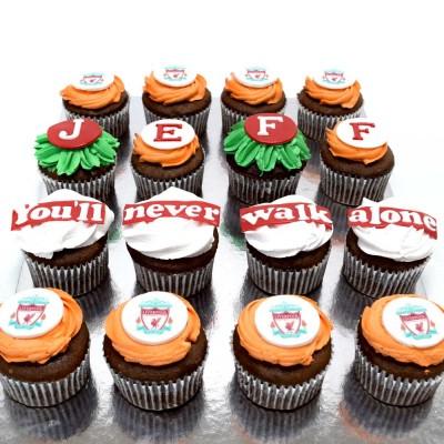 Liverpool Cupcakes 2
