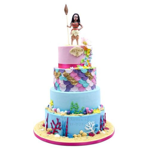moana cake 10 7