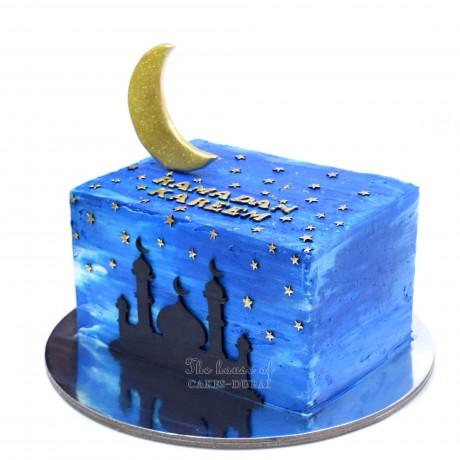 ramadan kareem cake 2 6
