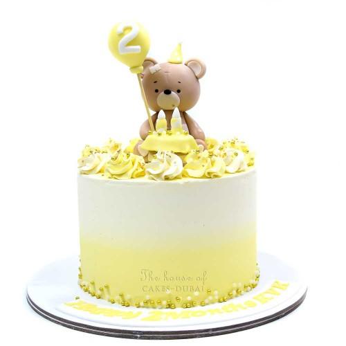 teddy bear cake 2 7
