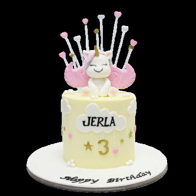 Unicorn cake 55