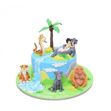 The Jungle book cake 2