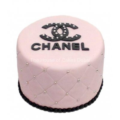 Chanel cake 12