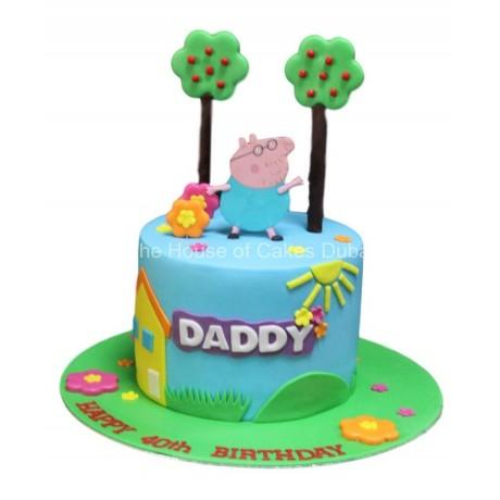 daddy pig cake 2 6