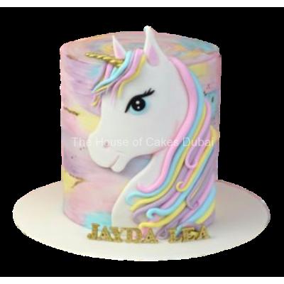 Unicorn cake 27