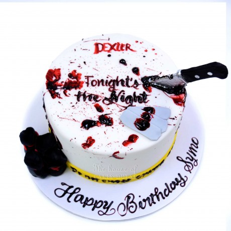 dexter birthday cake 13
