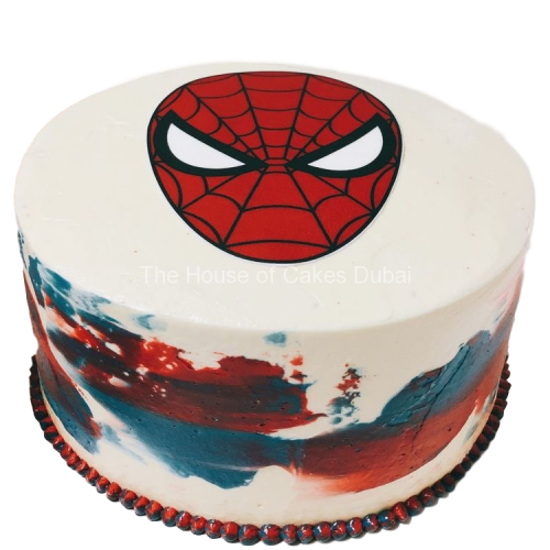 spiderman cake 28 7