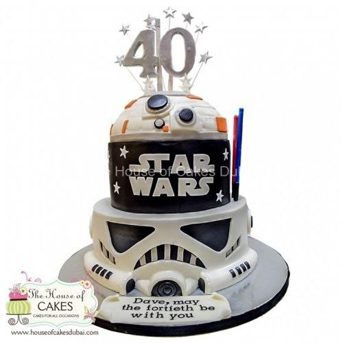 Star Wars Cake 19
