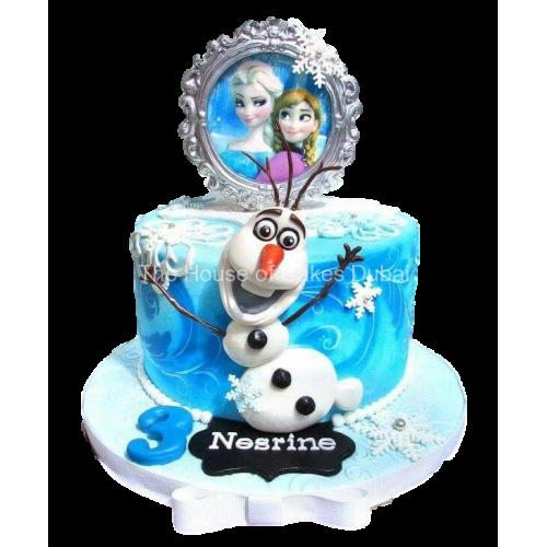 Frozen Cake 39