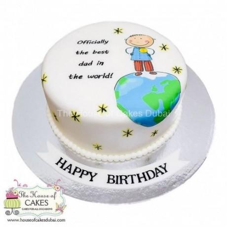 best dad cake 6