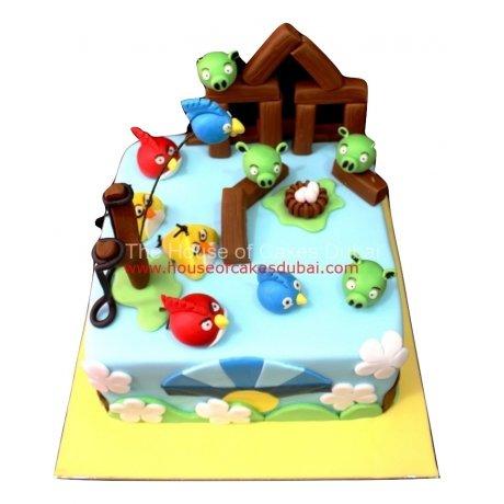 angry birds cake 2 6