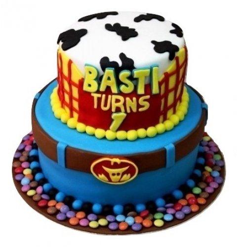 Toy story cake 6