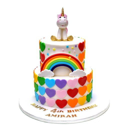 Unicorn Cake 39