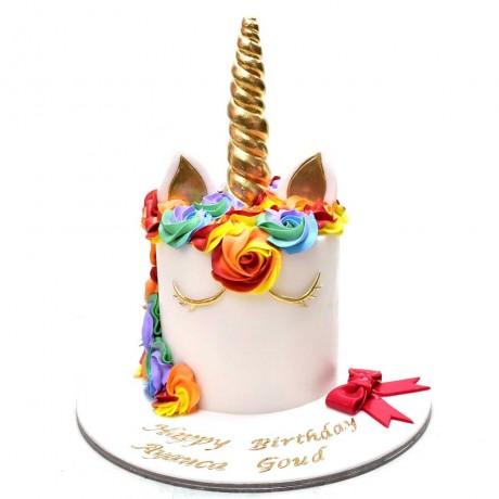 unicorn cake 7 12