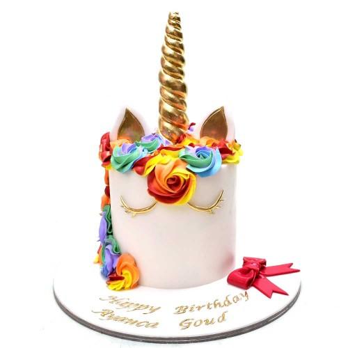 unicorn cake 7 7