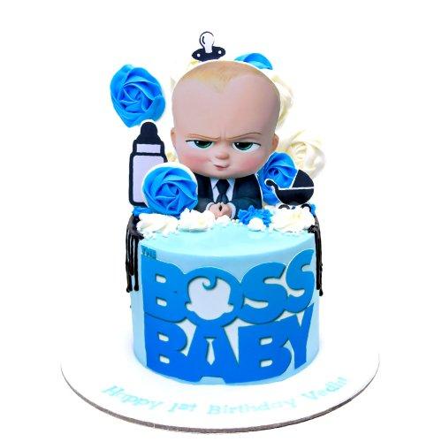 Boss baby cake 2