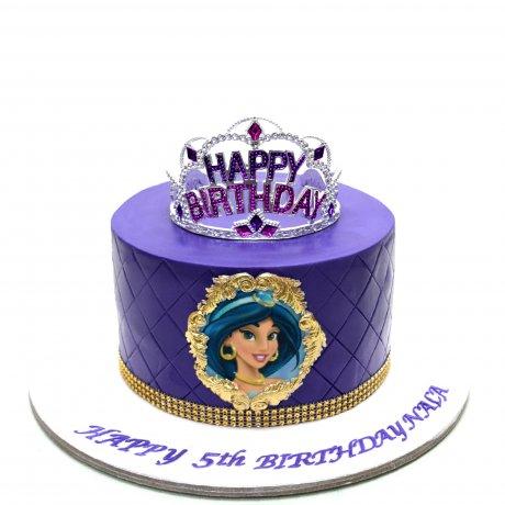 Princess Jasmine Cake 2