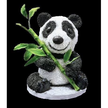 3d panda cake 6