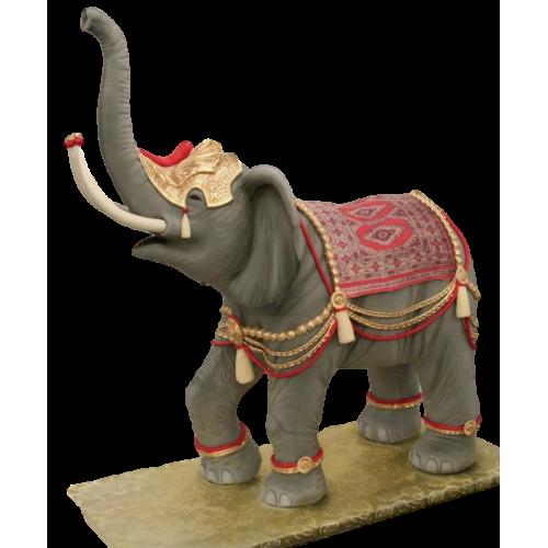 3d elephant cake 13