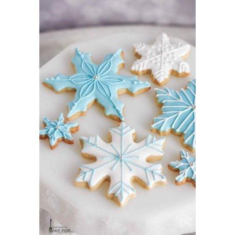 snowflakes cookies 6