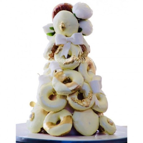 doughnuts tower 1 6
