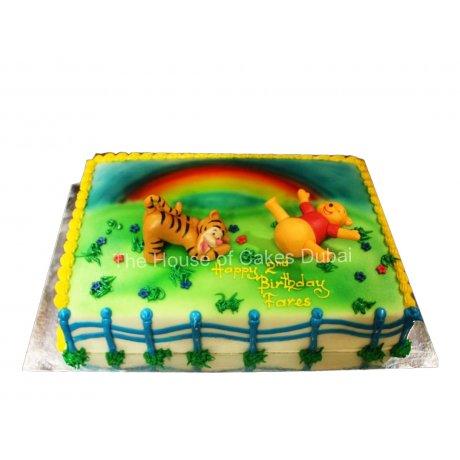 winnie & tigger cake 12 6