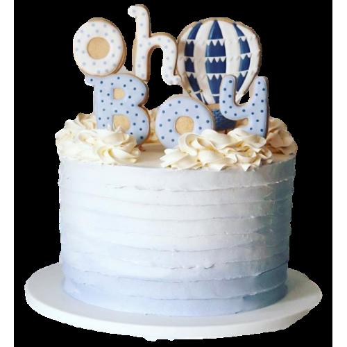 Baby Shower cake 12