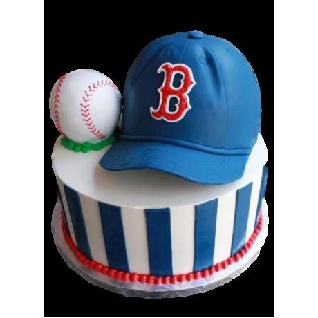 baseball hat cake 2 6