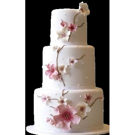 blossoms cake 1 6