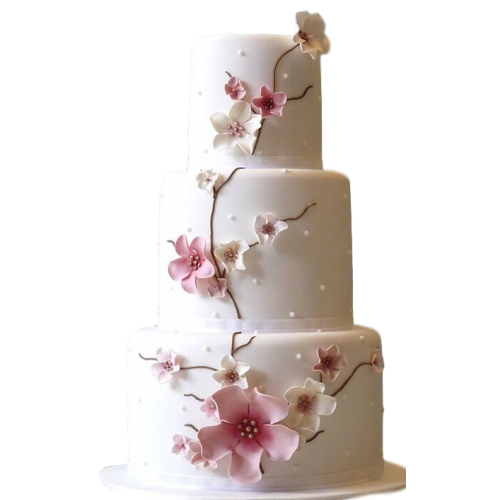 blossoms cake 1 7