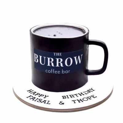 The Burrow Cafe Cake