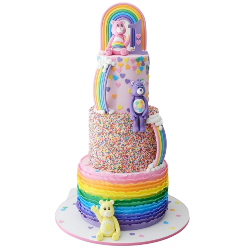 care bears cake 7
